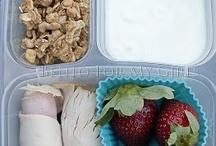 Lunch Box Ideas / by Lucie Bertuleit