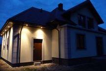 Zdjęcia z realizacji budowy domów na podstawie projektów z MG Projekt / Domy naszych Inwestorów / by MG Projekt | Projekty Domów
