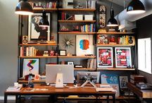 Working Space / Innovative and creative work spaces