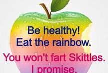 Nutrition and Dietitian Humor / Funny quotes, memes, and sayings about food and nutrition. Registered dietitians can have a sense of humor :)