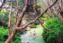 Australien Ostküste - Australia East Coast   PLACES