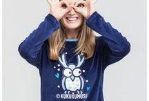 Pijamas / Nueva colección de Pijamas de Kukuxumusu Otoño/Invierno 2016