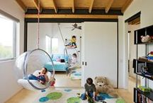 KIDS INTERIORS / by Sally J Shim