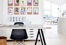 WORKSPACE / by Sally J Shim