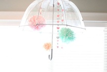 shower ideas / babies, weddings. anything else that needs showering.