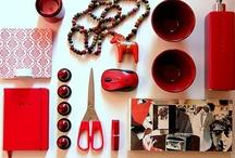 Red / by jamblinne
