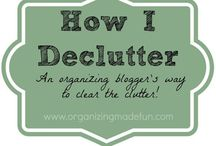 Organizing ~cleaning / by Bonnie Ping