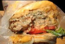 Scrumptious Burgers / This is a compilation of scrumptious burgers and joints in Toronto
