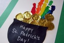 St. Patrick's Day / Celebrating St. Patrick's Day- crafts, recipes, party ideas, decor and more.