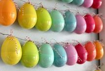 Easter / Ideas for celebrating Easter, Spring crafts, decor, recipes and more.