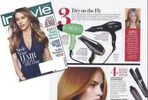 Hot off the Press / Featuring media love for José Eber products