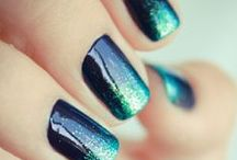Nailspiration / Beautiful nail art. / by Jeanatte Salazar | Mrs. Mosh