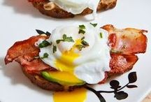 Recipes: BREAKFAST ~ DECADENT ~ / by Christine Fitch Mooney