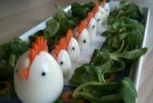 Food Goes Eclectic / All manner of food. Fun food displays. Interesting recipes. Healthy eating ideas.  / by Bay Heart Music