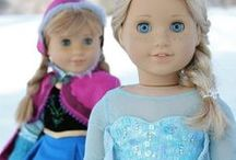 American Girl Dolls / Everything American Girl - from fanfare and dolls to accessories, DIY to in store experiences.