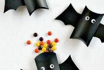 Halloween / Celebrating Halloween through treats, crafts, and decor ideas!