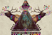 (Art) Posters ° Prints ° Illustrations.  / by Kelsey Gray