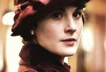 I love Downton Abbey / The best and best TV series there is - Downton Abbey! Did you fall in love with it like I did? Join pinning! / by When Angels Cook