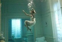 you'll find me underwater / because I have yet to find another place better