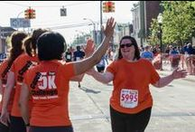 HAP 5K Challenge / Want to feel better and get in shape in just 9 weeks? Ever wondered what it would feel like to complete a 5K race?  This online and in-person training program is designed to get you from little or no exercise to running a 5K race (that's 3.1 miles) in just 9 pain-free weeks! This program will provide you with encouragement, camaraderie and the technical support needed to complete your first 5K race. Good news - the program is FREE and no prior running experience needed! / by HAP Michigan