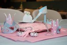 BIRTHDAY IDEAS! / by Debbie Kimbrell