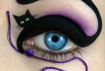 Halloween Make Up / Halloween Make ups that deserve attention - find ideas for your Halloween party outfit on this board.