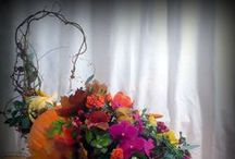 Thanksgiving flowers Portland / Autumn flowers of mine and other inspiring floral designers  Happy to make a custom centerpiece for you.