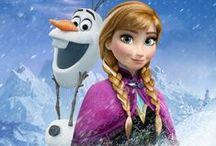 Frozen / Everything Disney'a Frozen #disneyfrozen #disneyfrozenevent treats, DIY, crafts and more.