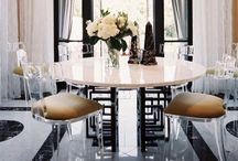 Dining Rooms / Favorite dining rooms / by Victoria McGinley