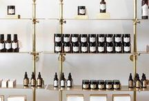 In-Store Design Perfection / Beautiful retail architecture, design, and merchandising / by Victoria McGinley