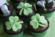 Holiday: Pot of Gold / Food, parities + activities for St. Patty's Day.