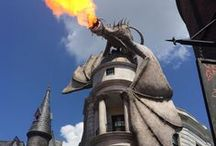 Universal Orlando / Family travel ideas and tips for visiting Universal Studios in Orlando, FL.