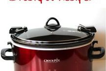 Slow Cooker Recipes / I love using my slow cooker for new recipes!