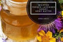 Essential Oils / Staying healthy through Essential Oils