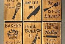 Signs & Wall Decor / Where I keep my wall decor inspirations!
