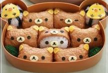 Bento / Food that is just too cute to eat! / by Andrea Bonelli