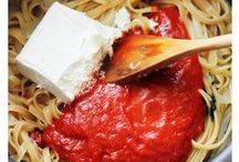 ... Cook Pasta / Pasta dishes - spaghetti - Farfalle - it's all about Pasta.