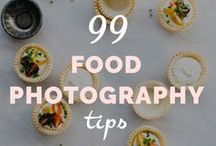 Food Photography / Photo tips & styling ideas with props