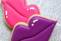 Decorated Cutter Cookies / Decorated cut out cookies that are absolutely adorable!