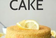 Cake Recipes / I love different flavors of cake!