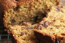Quick Breads & Muffins / I love the different flavors you can make in quick breads & muffins!