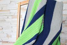 Knit/Crochet / by Telisa Van Leeuwen