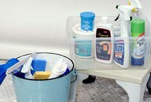 Clean & Organized / by Telisa Van Leeuwen