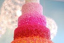 cool cake ideas / by Katie Beasley