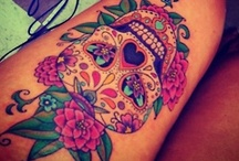 Tattoos & Such / by Melanie Kay