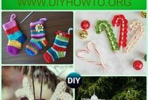Christmas / Everything about Christmas - crafts, foods, traditions, ideas