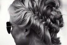 Hairstyles / by M. Alejandra