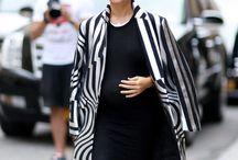 Stylish Mama / Pregnancy style inspiration