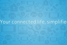 Your connected life. / Tips and tricks for your digital home services.