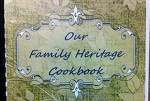 Crafts-Scrapbook Cookbooks / by countrywisdom :)